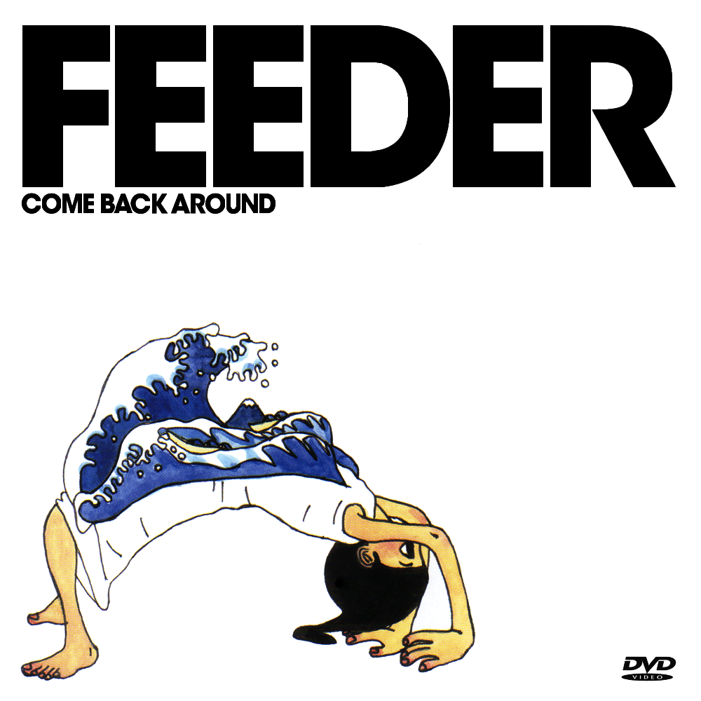 Feeder   come back around dvd by angelneo107 d4ely53