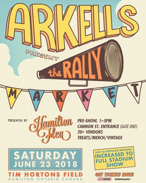 Arkells therally market instagram 01